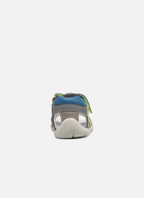 Sandali e scarpe aperte Babybotte Tandem Grigio immagine destra