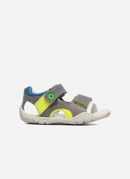 Sandales et nu-pieds Babybotte Tandem Gris vue derrière