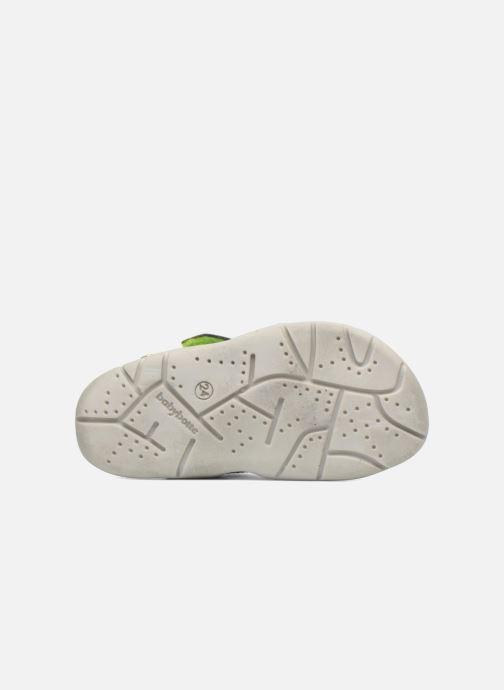 Sandales et nu-pieds Babybotte Tandem Gris vue haut