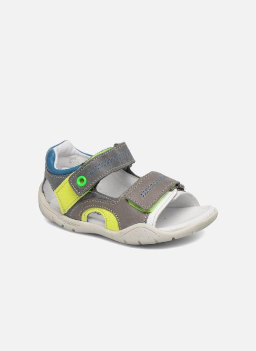 Sandales et nu-pieds Babybotte Tandem Gris vue détail/paire