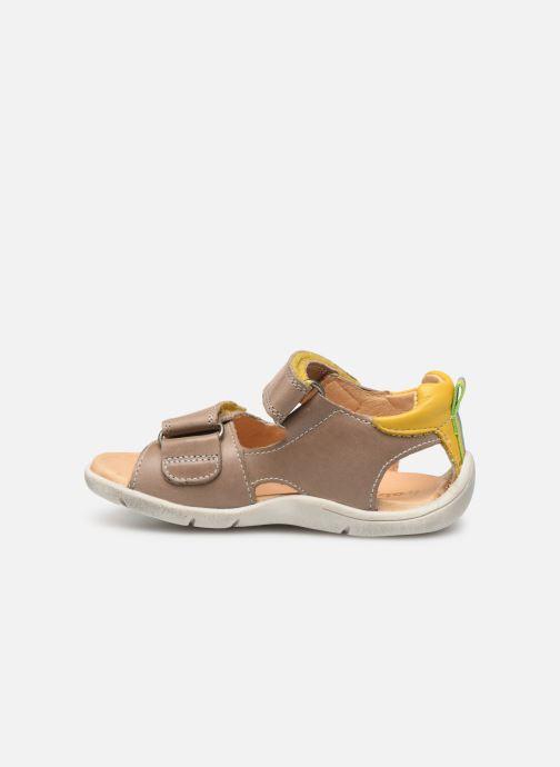 Sandales et nu-pieds Babybotte Tyfon Beige vue face