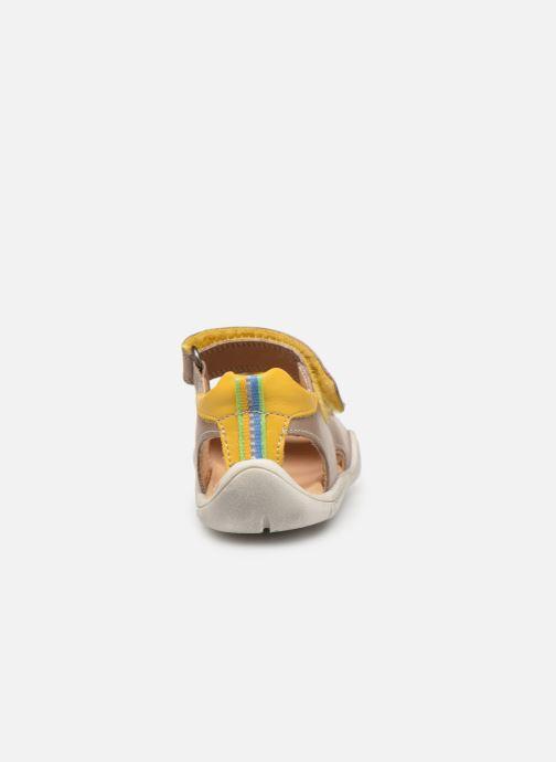 Sandales et nu-pieds Babybotte Tyfon Beige vue droite