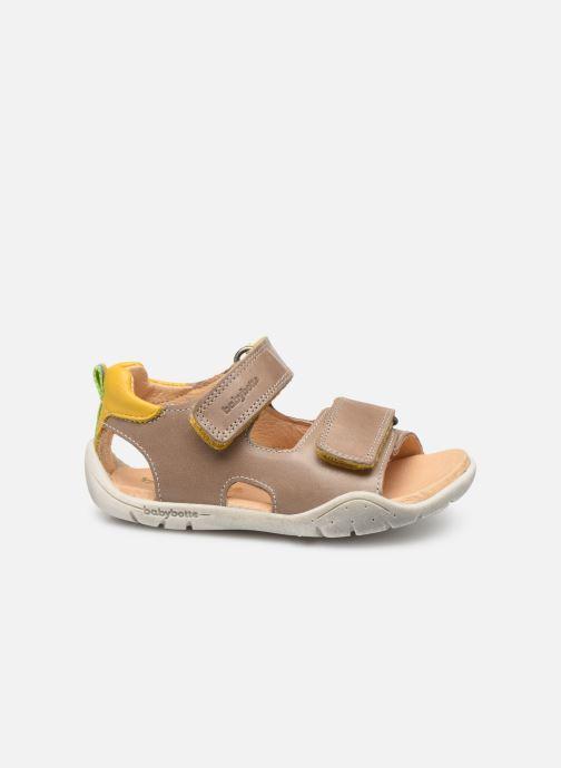 Sandales et nu-pieds Babybotte Tyfon Beige vue derrière