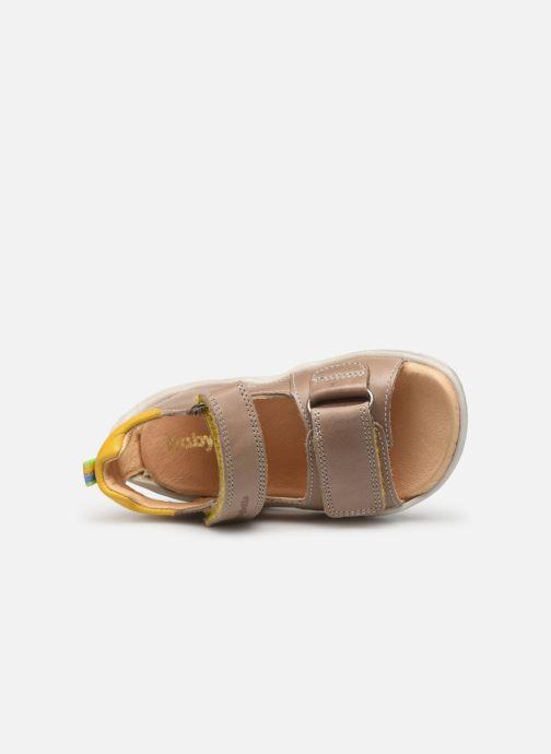 Sandales et nu-pieds Babybotte Tyfon Beige vue gauche