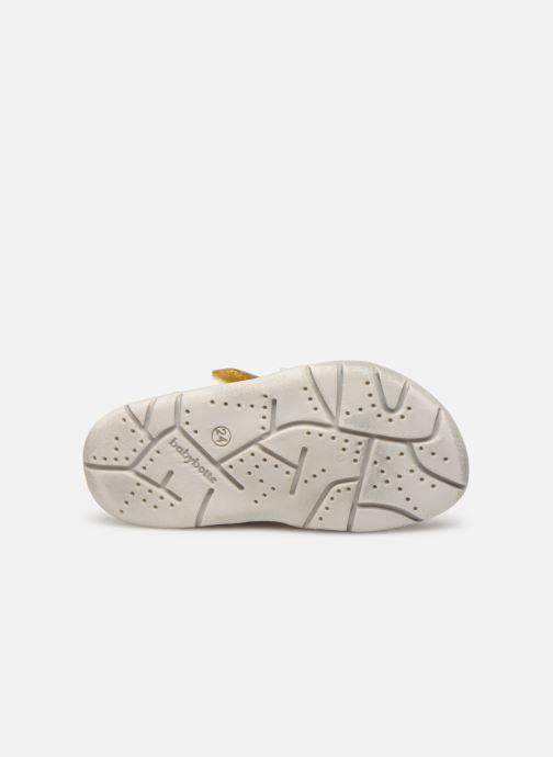 Sandales et nu-pieds Babybotte Tyfon Beige vue haut