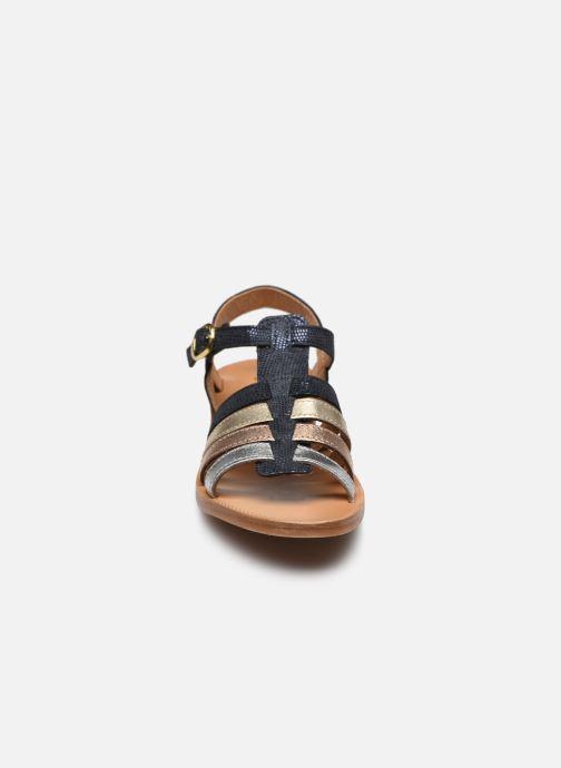 Sandalen Babybotte Ylona Blauw model