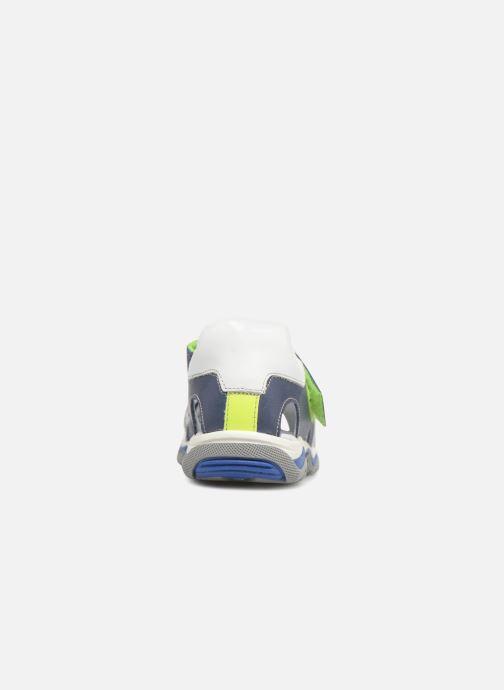 Sandalen Babybotte Kev Blauw rechts