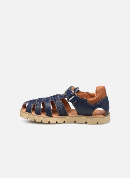 Sandali e scarpe aperte Babybotte Keko Azzurro immagine frontale