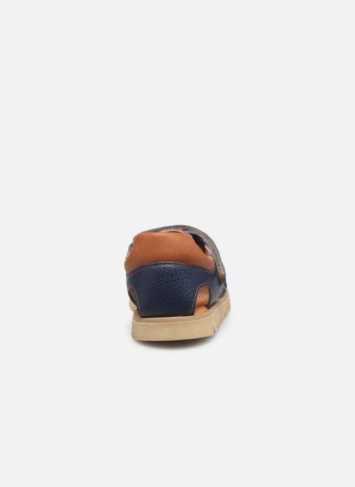 Sandali e scarpe aperte Babybotte Keko Azzurro immagine destra
