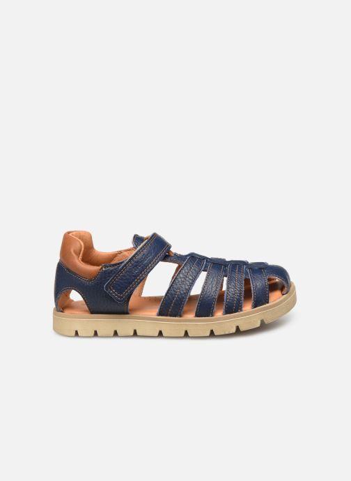 Sandali e scarpe aperte Babybotte Keko Azzurro immagine posteriore