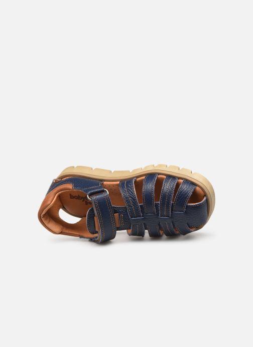 Sandali e scarpe aperte Babybotte Keko Azzurro immagine sinistra