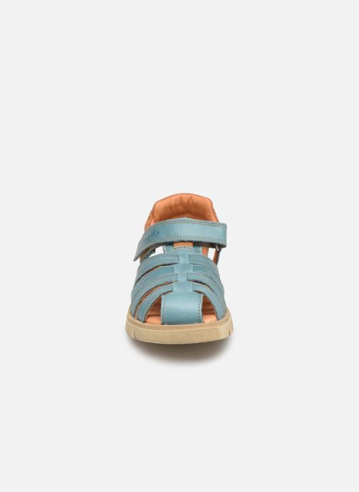 Sandals Babybotte Keko Blue model view
