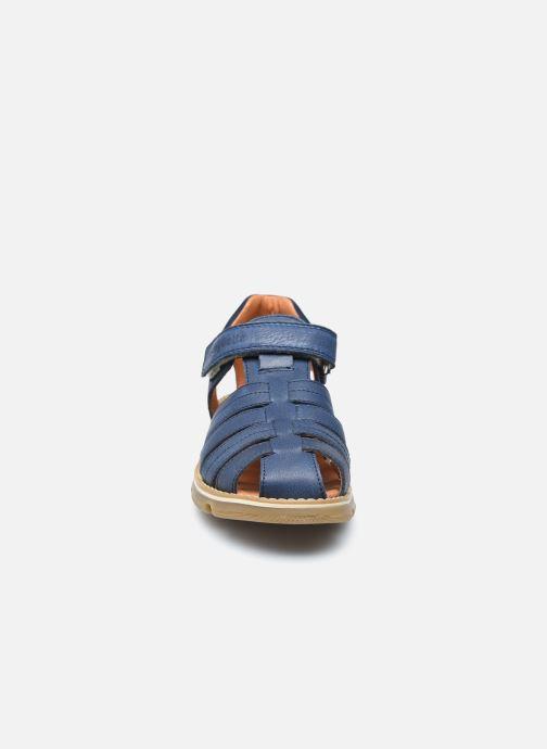 Sandalen Babybotte Keko Blauw model