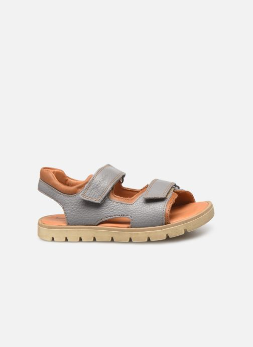 Sandales et nu-pieds Babybotte Krumble Gris vue derrière