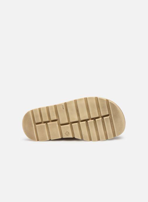 Sandali e scarpe aperte Babybotte Krumble Marrone immagine dall'alto