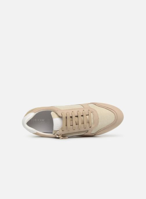 347467 Sneakers Geox Avery Chez D74h5a D A beige wAq0nqO8R