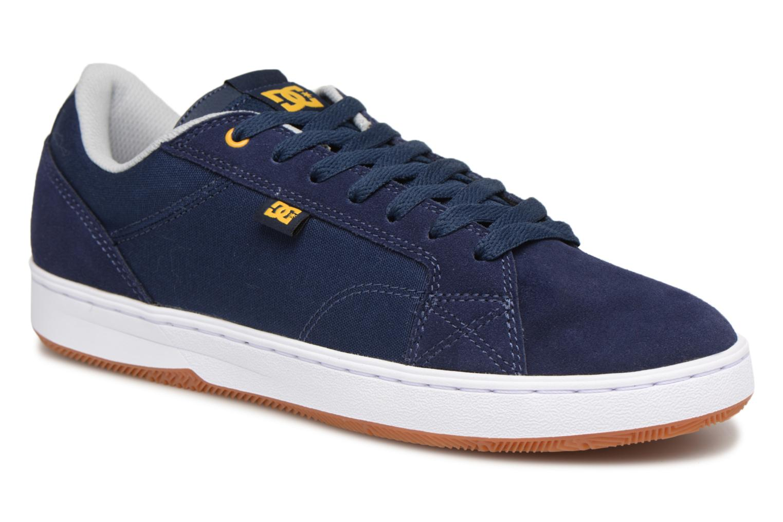 Baskets DC Shoes Astor Bleu vue détail/paire