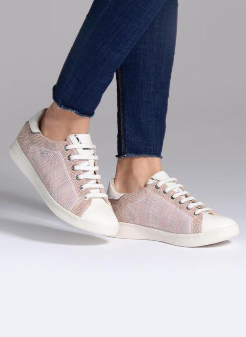 Sneakers Geox D JAYSEN A D821BA Beige onder