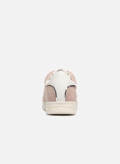 Sneakers Geox D JAYSEN A D821BA Beige rechts