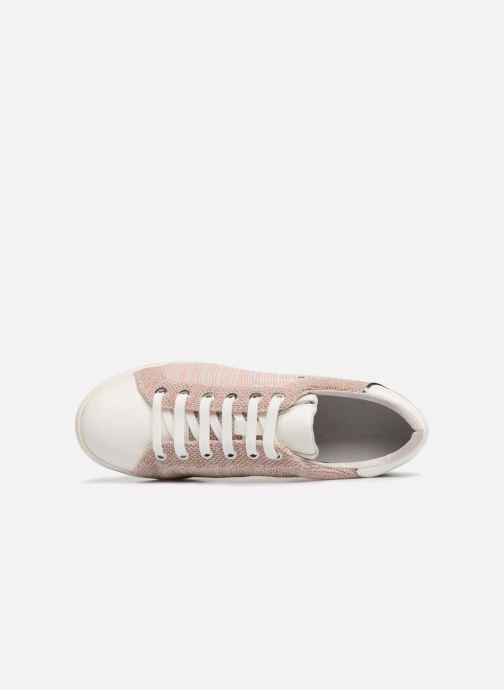 Geox D JAYSEN A D821BA (beige) Sneaker bei (316226) wkYJ2