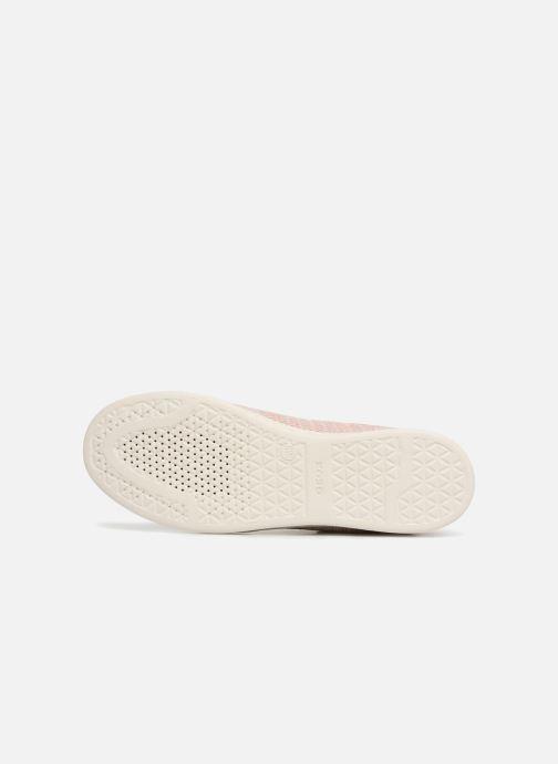 Sneakers Geox D JAYSEN A D821BA Beige boven