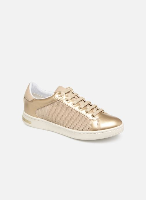 Trainers Geox D JAYSEN A D821BA Bronze and Gold detailed view/ Pair view