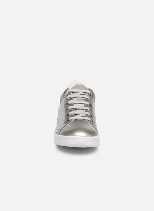 347451 D silber Geox A D821ba Jaysen Sneaker HgAAWqdYO