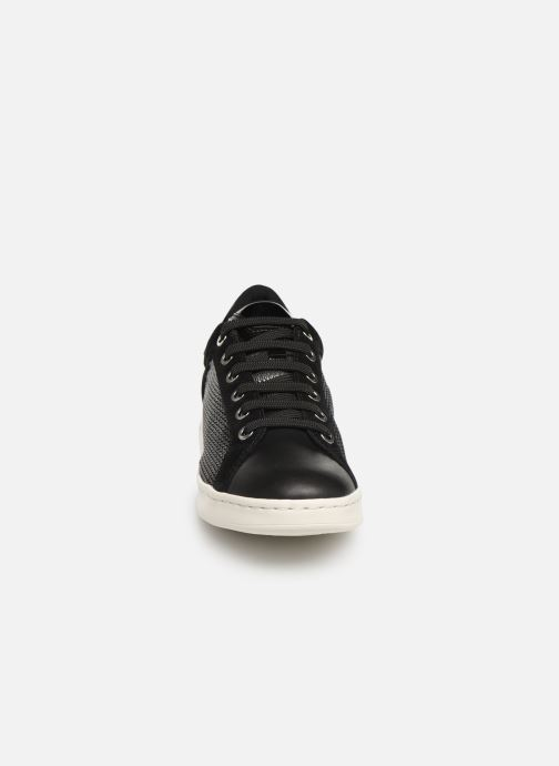 Trainers Geox D JAYSEN A D821BA Black model view