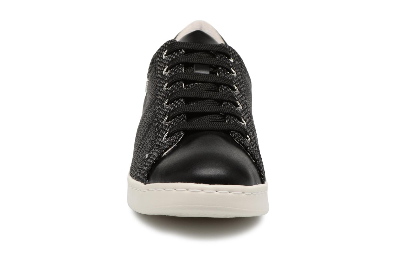 Baskets Geox D JAYSEN A D821BA Noir vue portées chaussures
