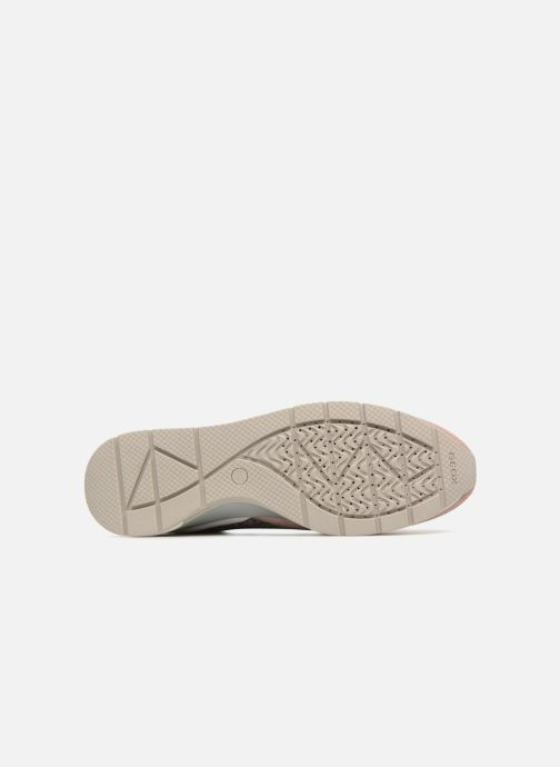 Sneakers Geox D SHAHIRA B-1 D62N1B Guld og bronze se foroven