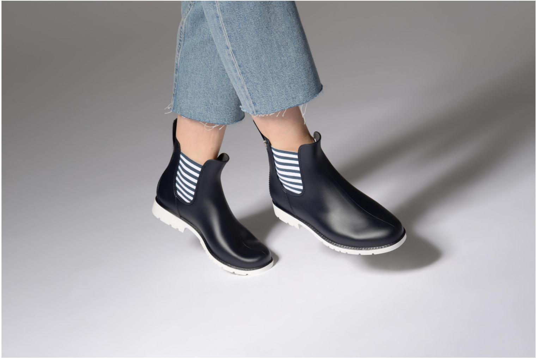 Bottines et boots Méduse Jumarin Noir vue bas / vue portée sac