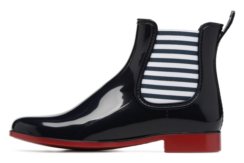 Bottines et boots Méduse Japmer Bleu vue face