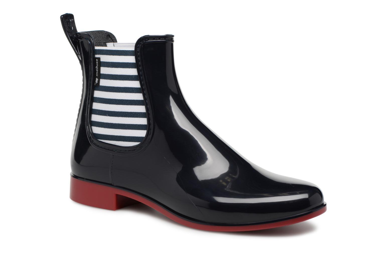 Bottines et boots Méduse Japmer Bleu vue détail/paire