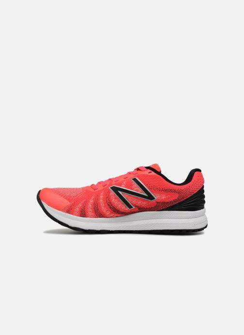 Chaussures de sport New Balance WRUSH PE18 Orange vue face