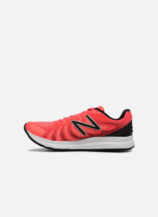 Chaussures de sport New Balance WRUSH PE18 Orange vue face