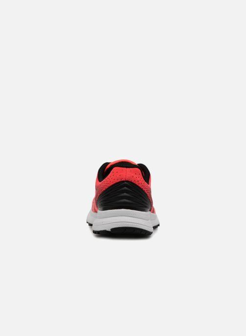Chaussures de sport New Balance WRUSH PE18 Orange vue droite