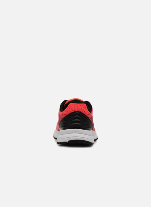 Zapatillas de deporte New Balance WRUSH PE18 Naranja vista lateral derecha