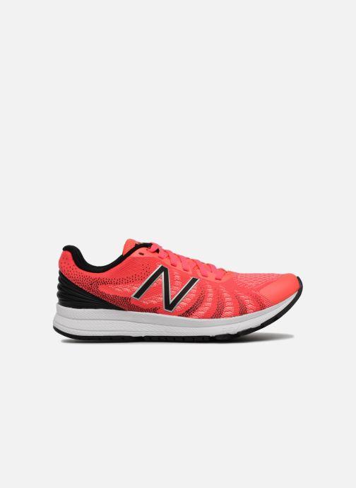 Chaussures de sport New Balance WRUSH PE18 Orange vue derrière