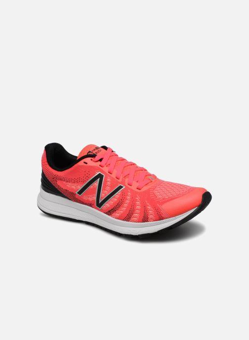 Chaussures de sport New Balance WRUSH PE18 Orange vue détail/paire