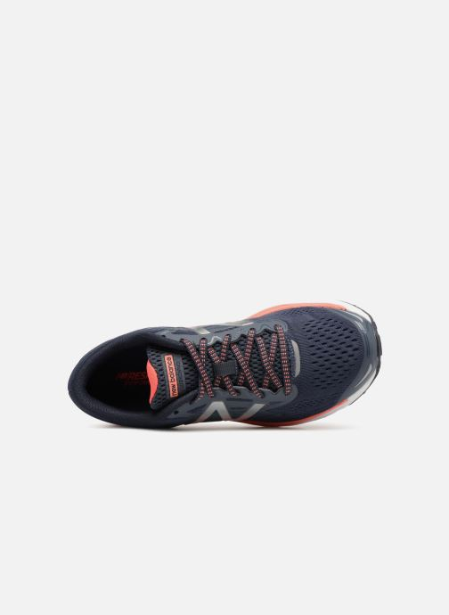 Sport shoes New Balance WSOLV Blue view from the left