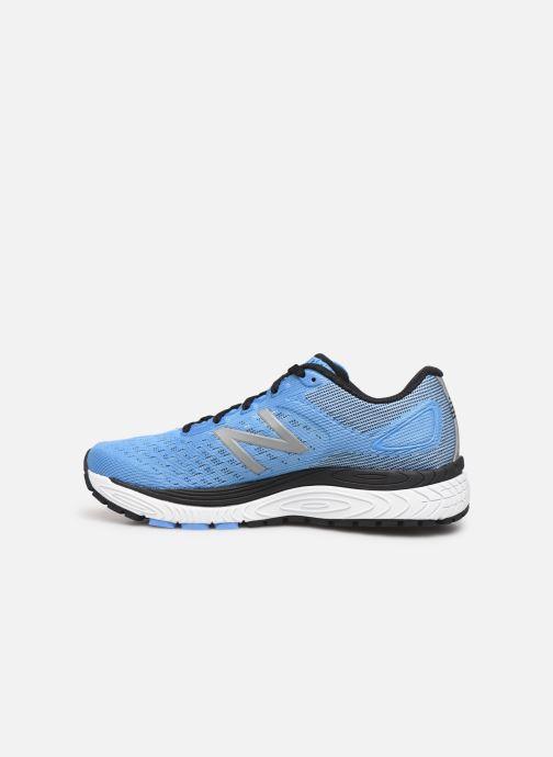 Chaussures de sport New Balance WSOLV Bleu vue face