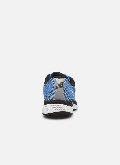 Chaussures de sport New Balance WSOLV Bleu vue droite