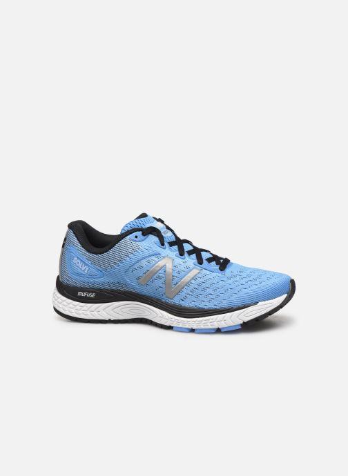 Chaussures de sport New Balance WSOLV Bleu vue derrière