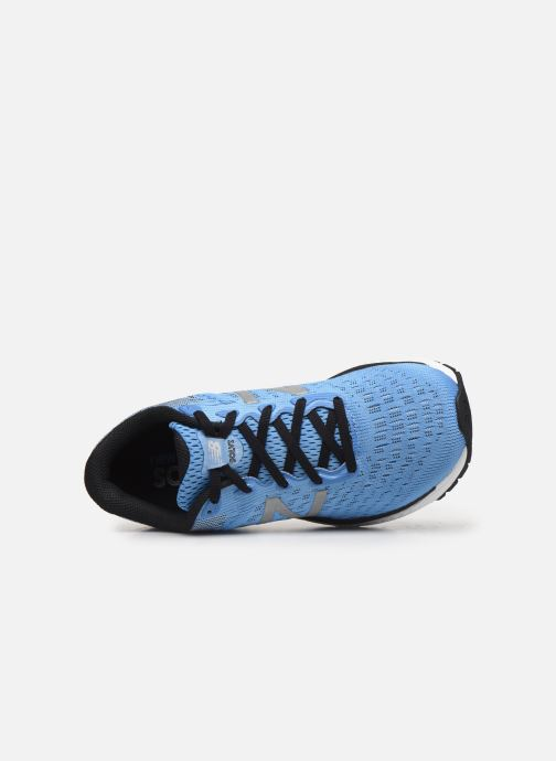 Chaussures de sport New Balance WSOLV Bleu vue gauche
