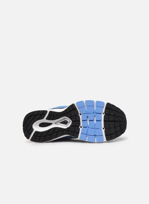 Chaussures de sport New Balance WSOLV Bleu vue haut