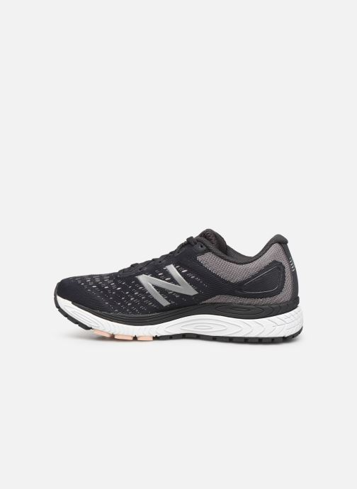Sport shoes New Balance WSOLV Black front view