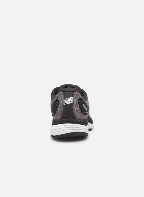 Sport shoes New Balance WSOLV Black view from the right