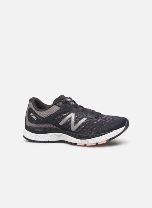 Sport shoes New Balance WSOLV Black back view