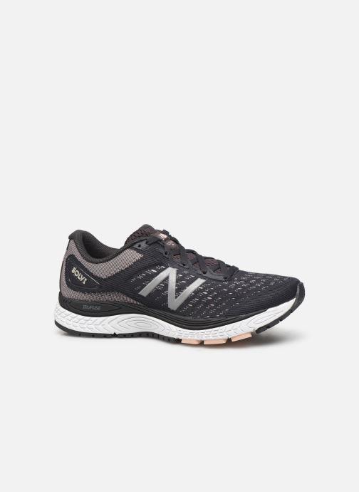 Sportschoenen New Balance WSOLV Zwart achterkant