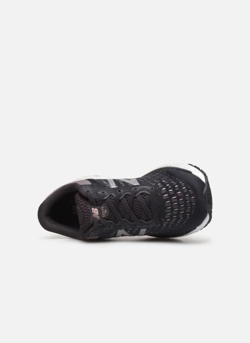 Zapatillas de deporte New Balance WSOLV Negro vista lateral izquierda